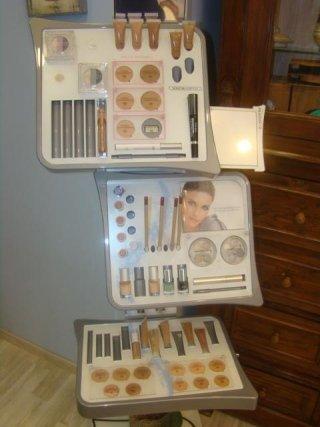 make-up e prodotti per la cura del viso