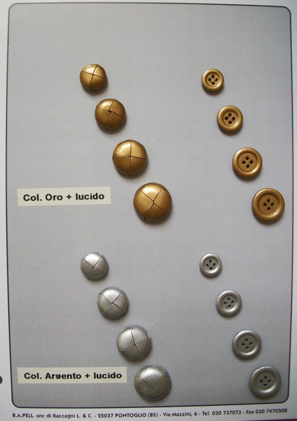 Colori Oro Argento