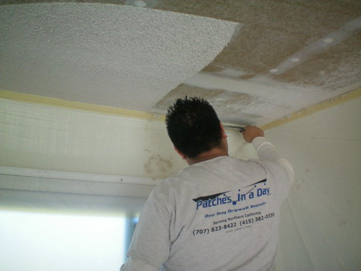 Ceiling Repair San Francisco Bay Area