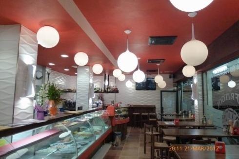 illuminazione ristorante