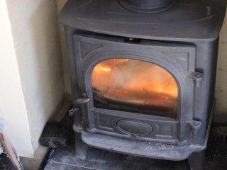 vetro termico per stufa