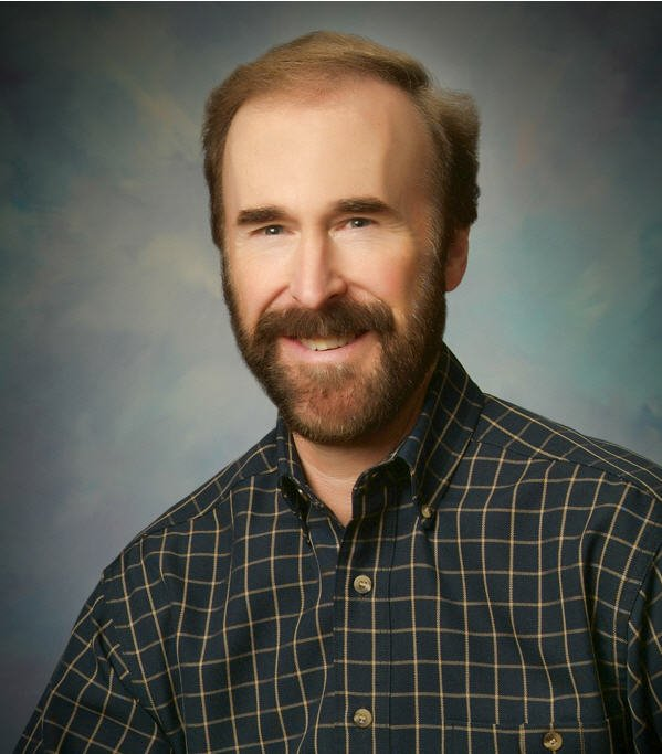 Portrait of Jeff Magee