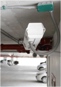 Garage auto videosorvegliato