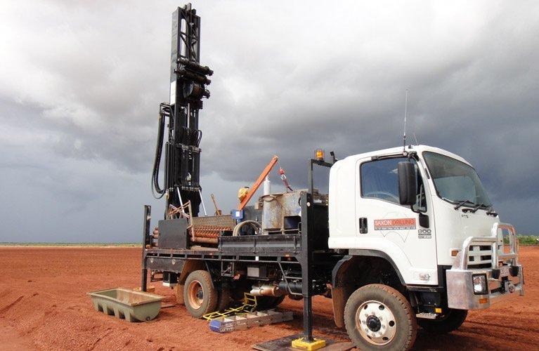 Geotechnical Fleet | QLD | Saxon Drilling | Saxon Drilling