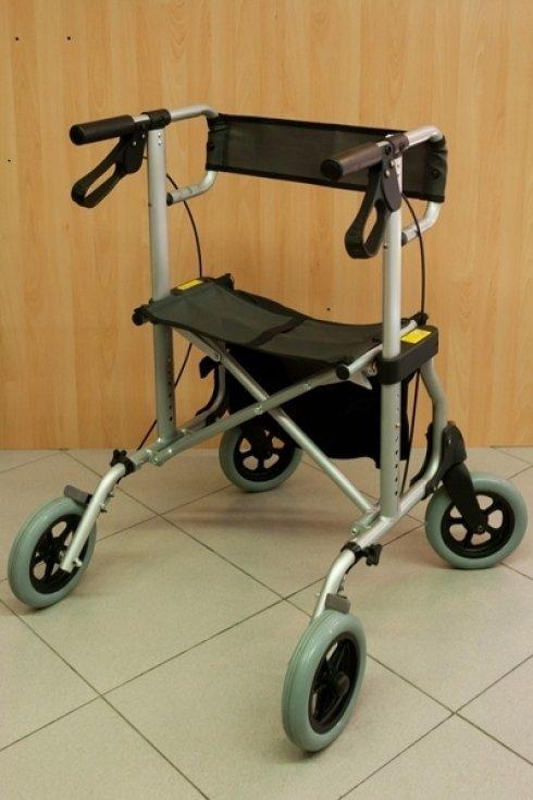 carrozzelle per disabili a noleggio