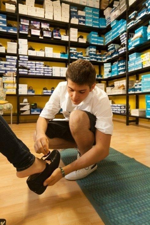 vendita calzature ortopediche