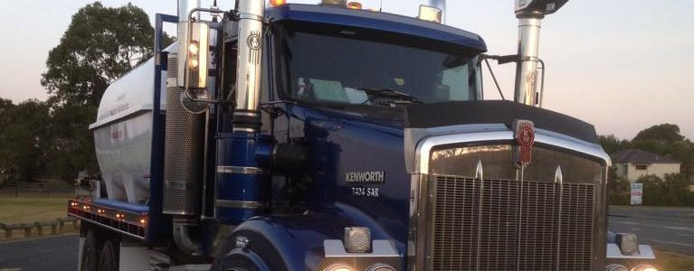 timberlea transport water services truck service