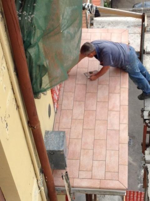 pavimenti finiti senza stuccatura e con stuccatura