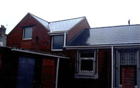 Chimney rebuilds - Consett, County Durham - First Class Roofing - New Roof
