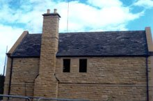 Roof specialist - Consett, County Durham - First Class Roofing - New build roof