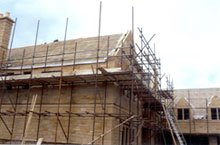 Roof estimates - Consett, County Durham - First Class Roofing - Roof project