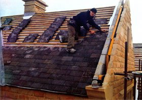 Roof specialist - Consett, County Durham - First Class Roofing - Roof repairs