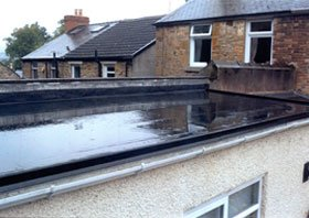 Re-roof - Consett, County Durham - First Class Roofing - Roof specialist
