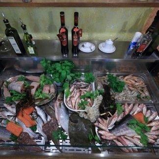 pesce fresco