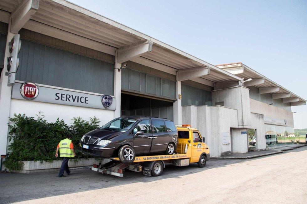 Servizio assistenza carroattrezzi