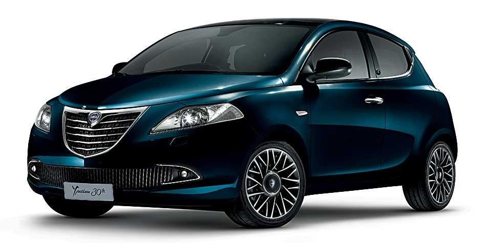 Lancia Ypsilon 30TH