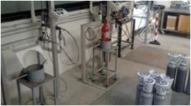 fornitura bombole con anidride carbonica