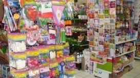 articoli di cartoleria, cancelleria, oggettistica
