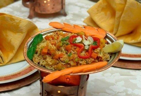 specialita di riso indiane