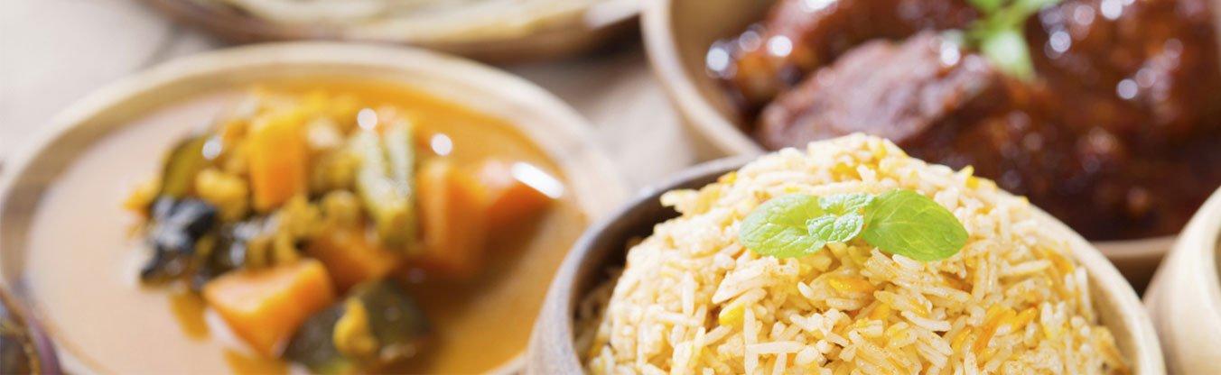 piatti indiani