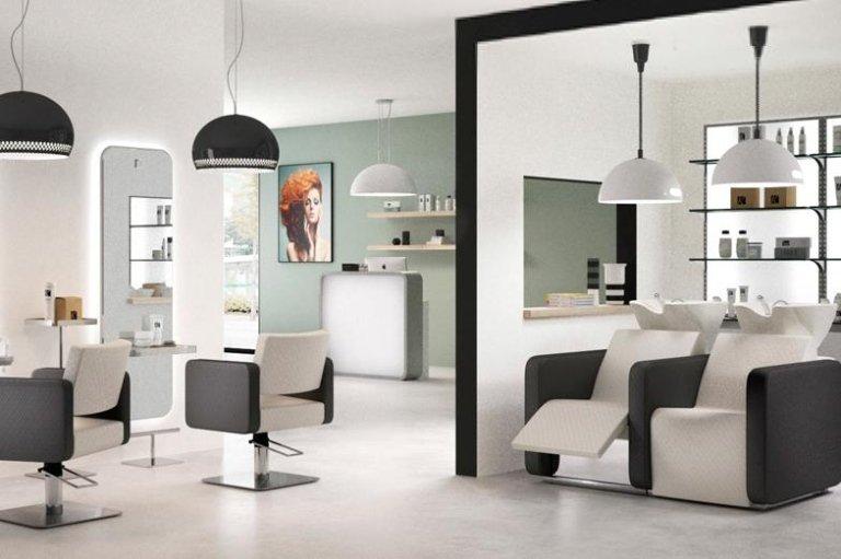 Arredi per parrucchieri e centri estetici milano fremis for Arredamento centri estetici
