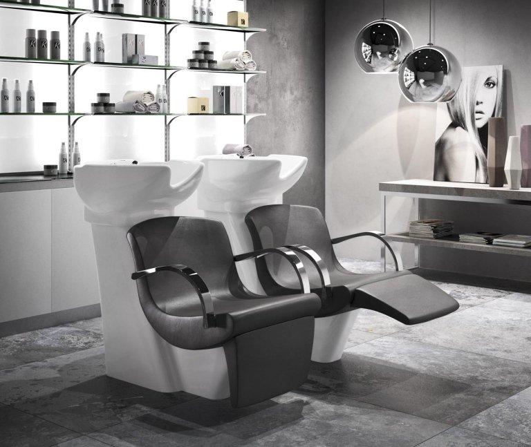 Arredi per parrucchieri e centri estetici milano fremis for Arredamento parrucchieri