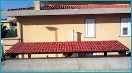 coperture in pvc per abitazioni