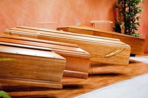 cofani in legno pregiato