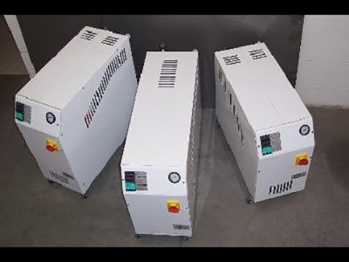 macchinari elettronici per controllo temperatura