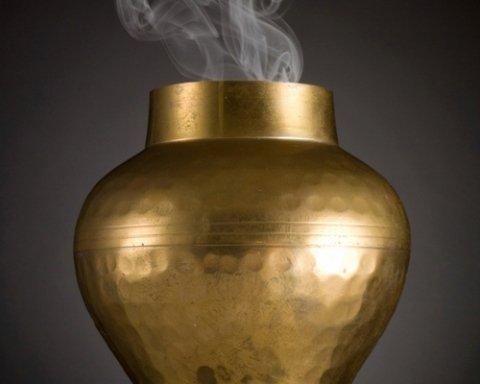 Cremazione defunto