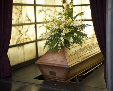 Arredo camera mortuaria