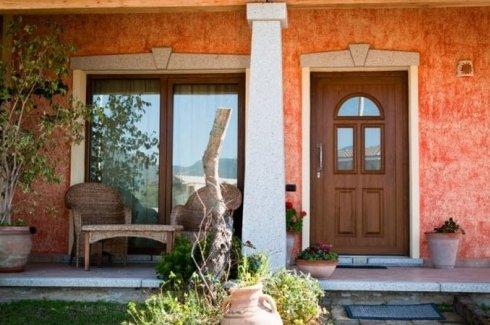 porte finestre legno