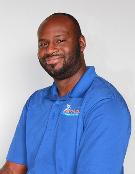 James Cantey Professional Cleaning Tech