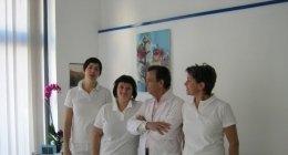 gruppo di fisioterapisti