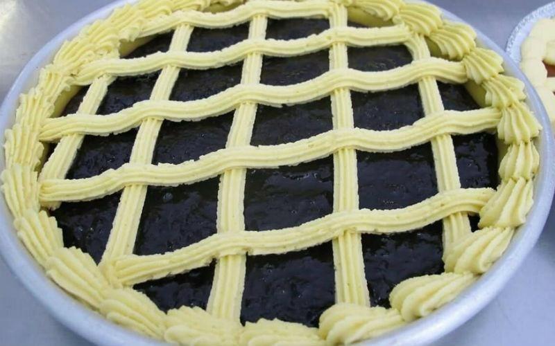 crostata artigianale