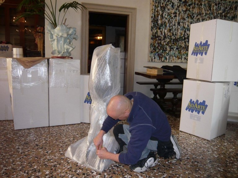 Removals in Trieste