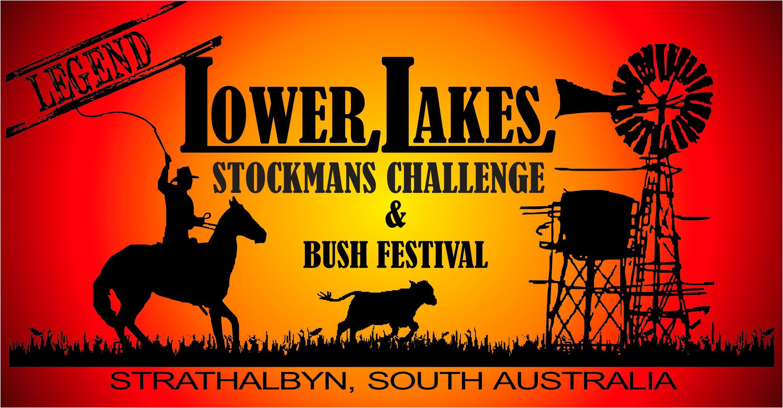 Lakes Challenge logo