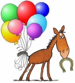 Horse riding birthday parties