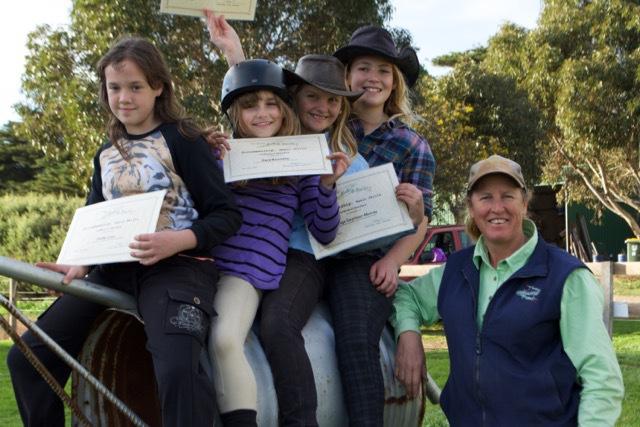Horsemanship Certificate Photo