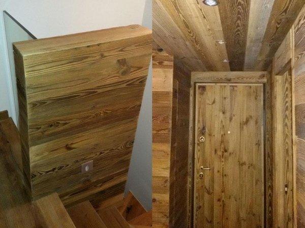 porte e rivestimenti in legno