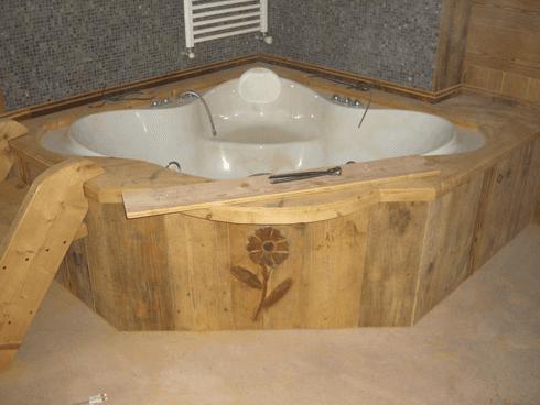 Rivestimento vasca bagno