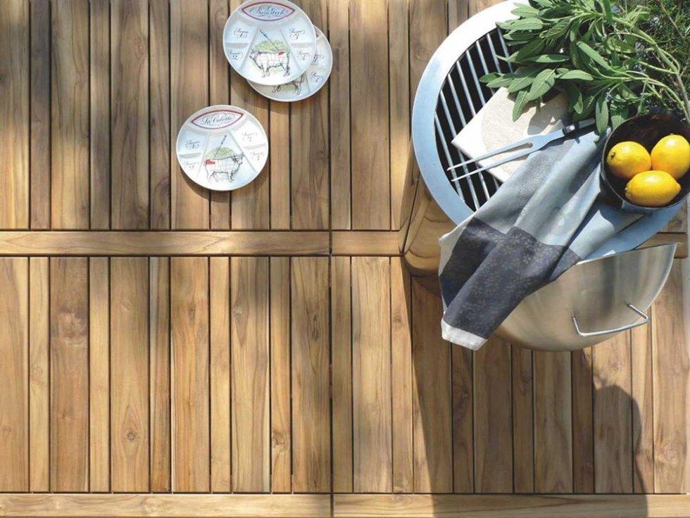 pavimenti in legno per esterno