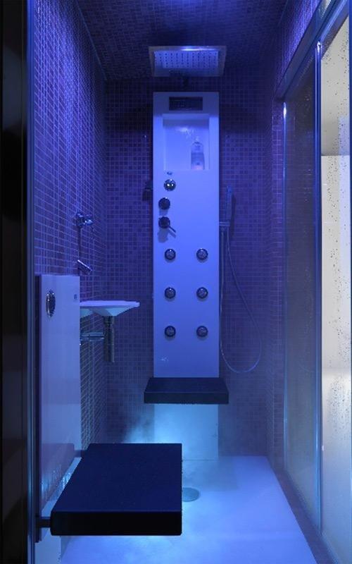 Cheap gallery of doccia benessere with bagno turco per - Costo sauna in casa ...