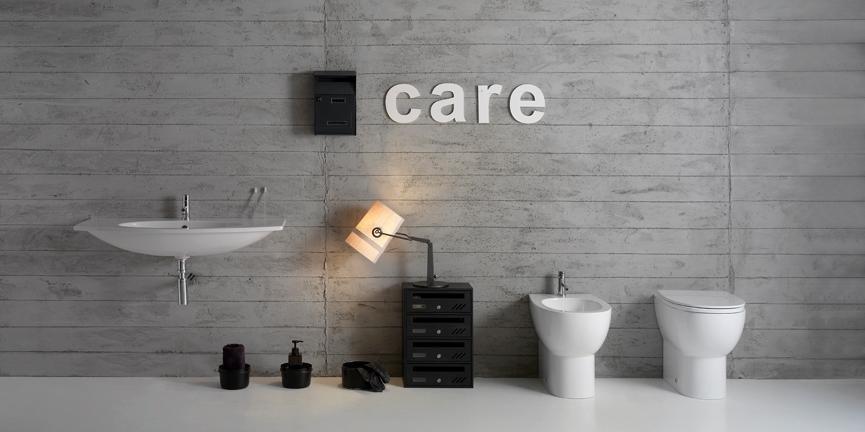 realizzazione bagno con sanitari Globo