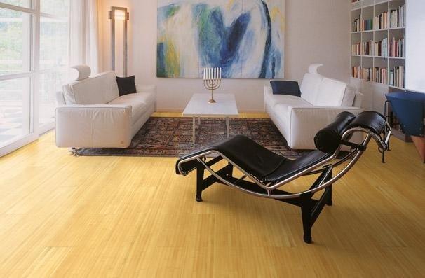 pavimenti in bamboo