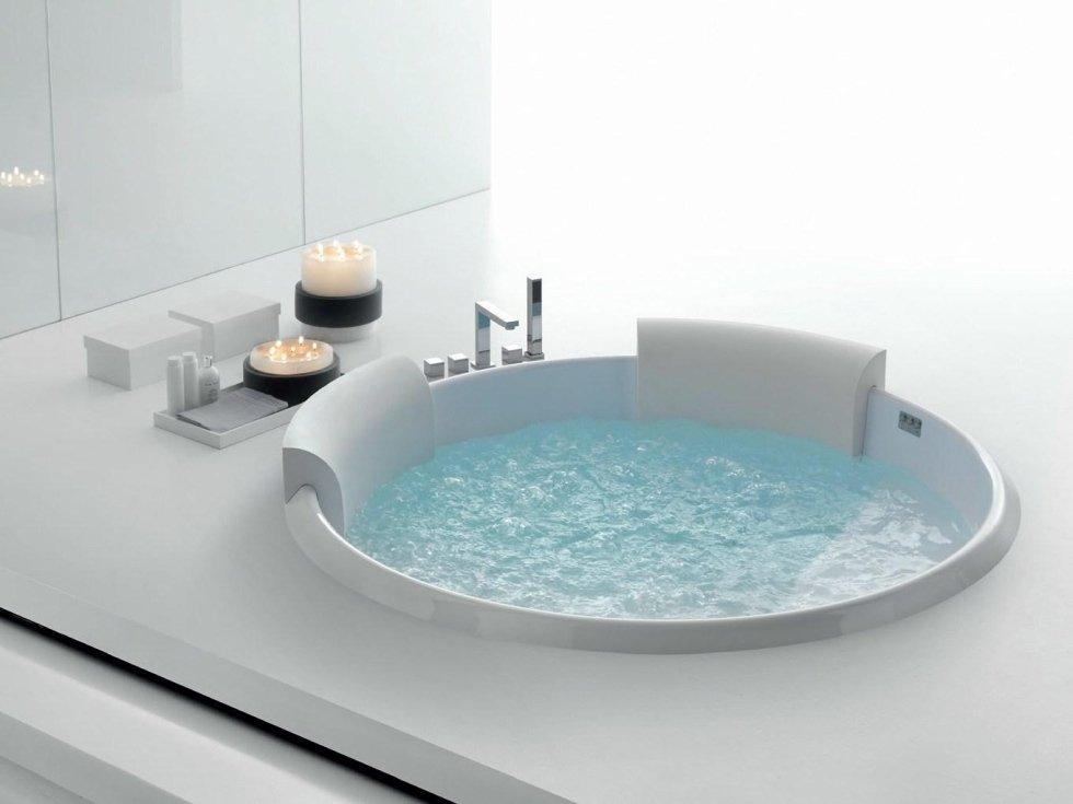 Vasca Da Bagno Rotonda Prezzi : Vasca da bagno jacuzzi prezzi. vasca hafro vasca da bagno. great
