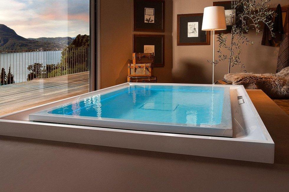 piscina da interno