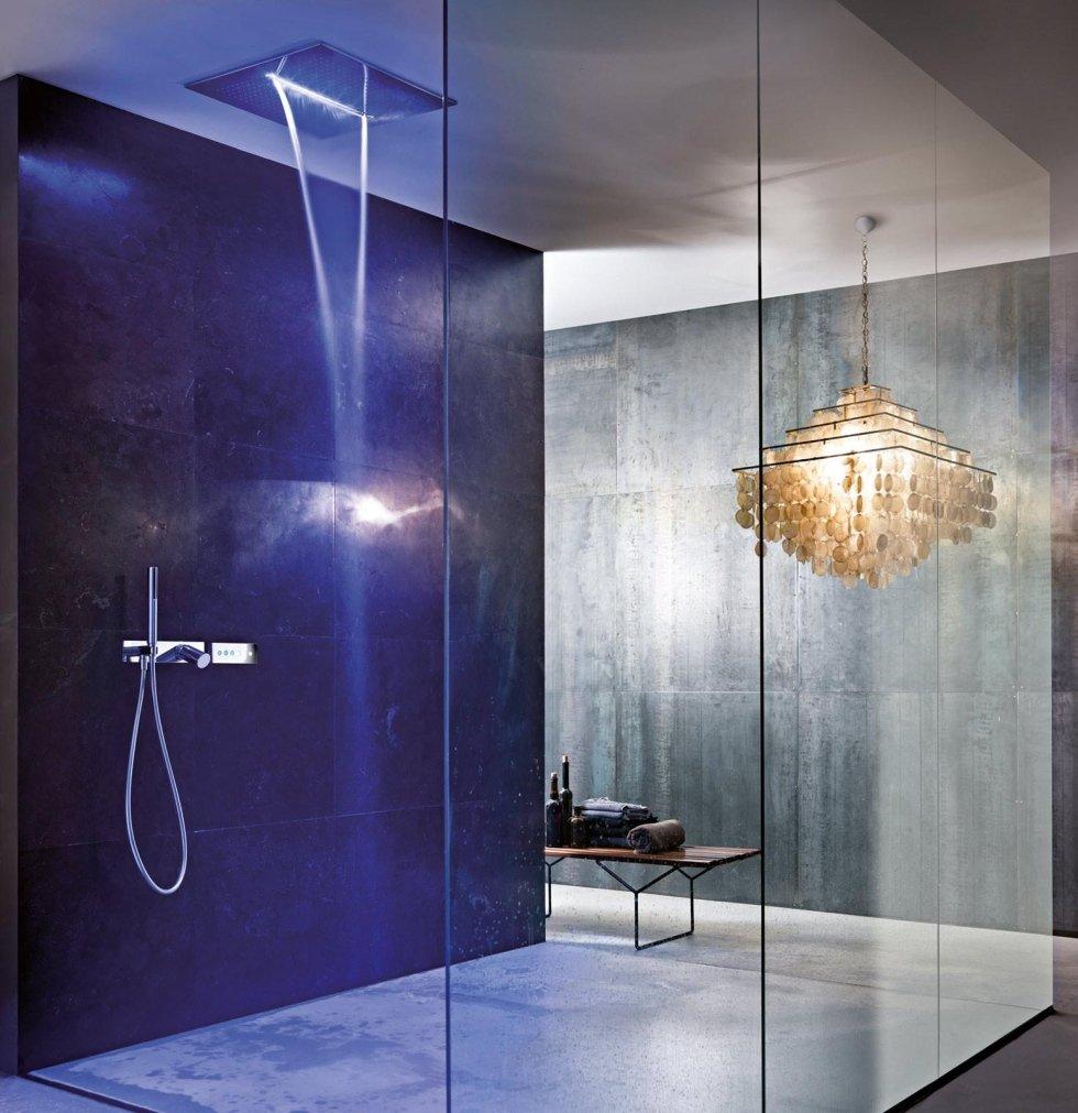 erogatore per doccia