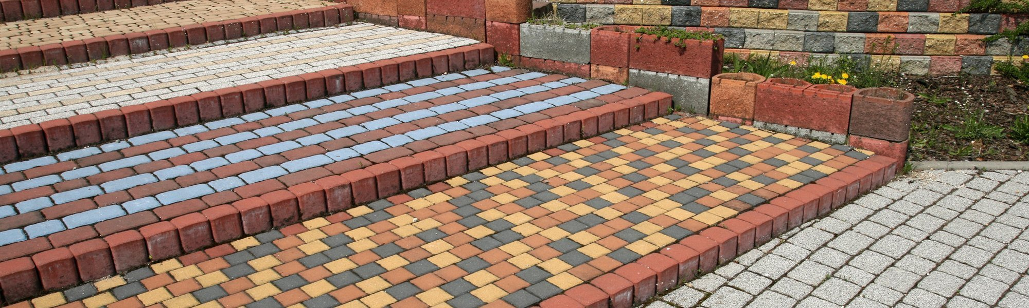 Experienced pavers