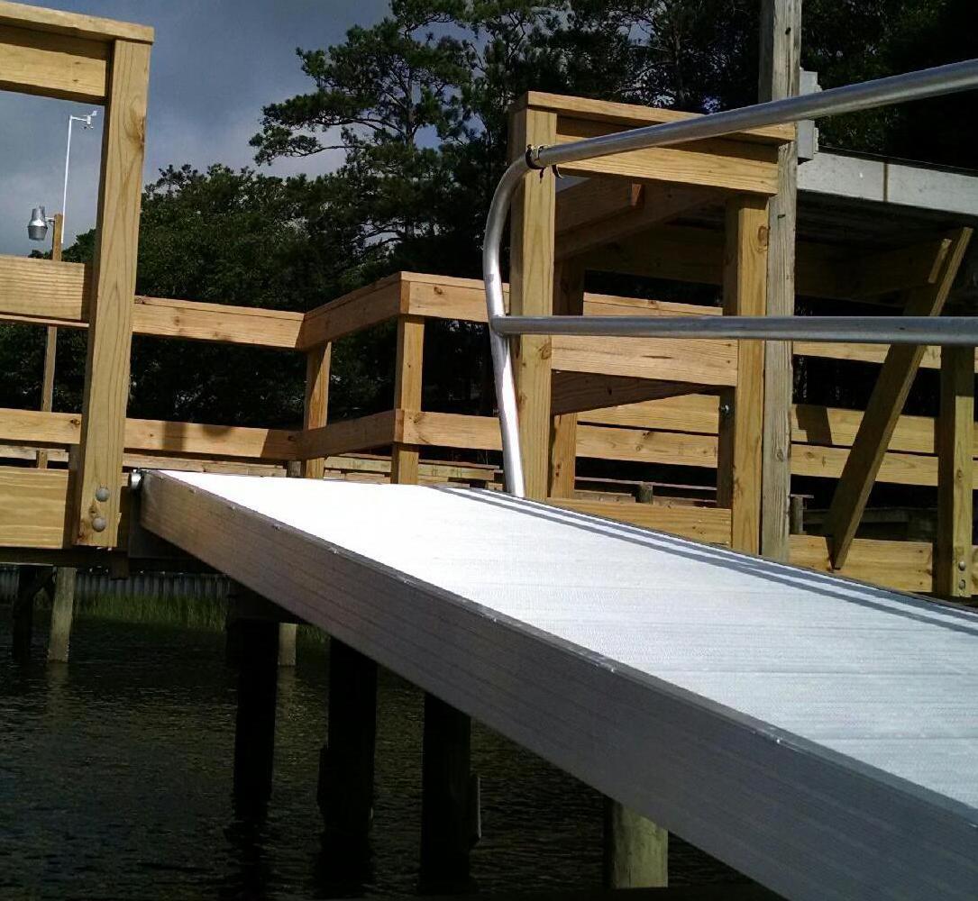 Pier Construction Ocean Isle Beach, NC